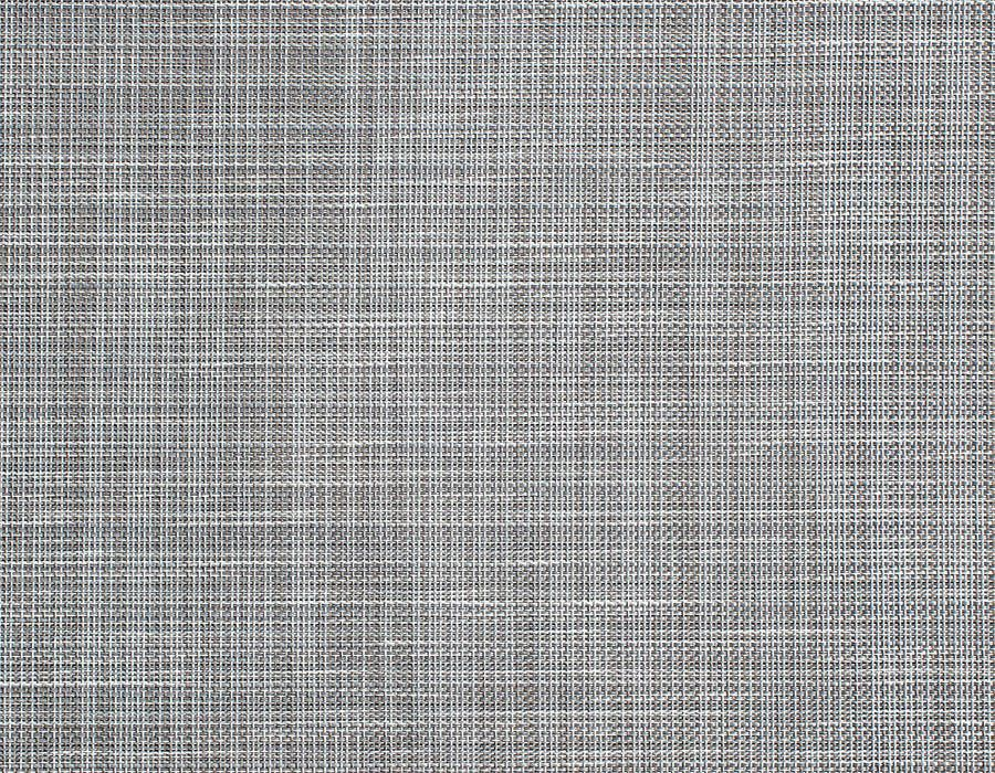 Chilewich White Silver 30 X106 Custom Rugs