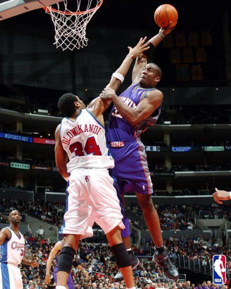 Amar'e Stoudemire - Phoenix Suns, 2002-2010