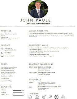 Best Contract Administrator Resume Examples And Template Skills Accountant Resume Resume Examples Resume