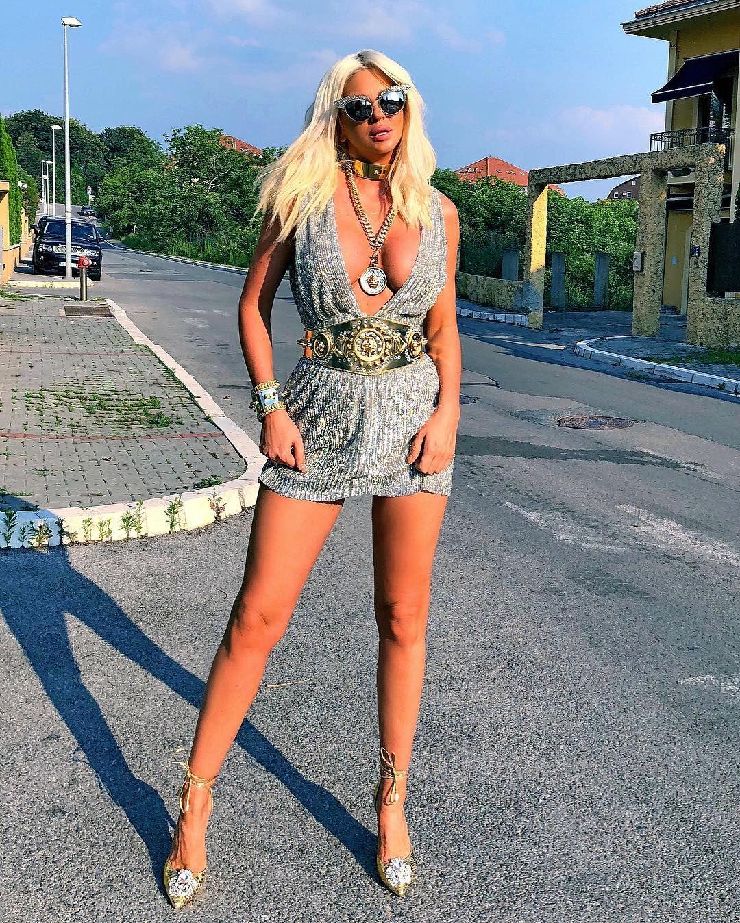 Karleusa Jelena | Jelena karleuša, Fashion, Insta fashion