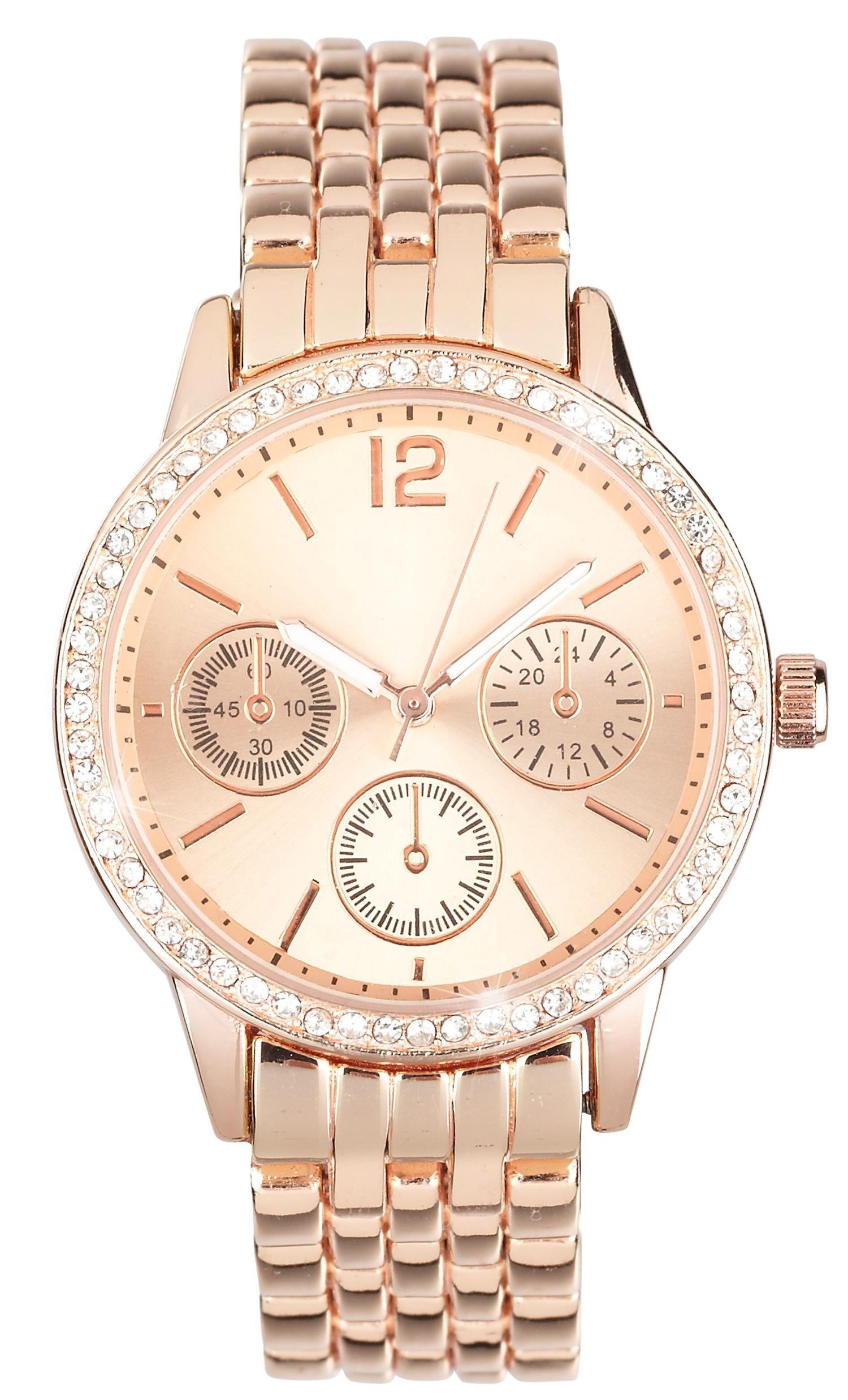 Assez Bijou Brigitte Watch - Rose Gold 30 euros | Accessories  QP88