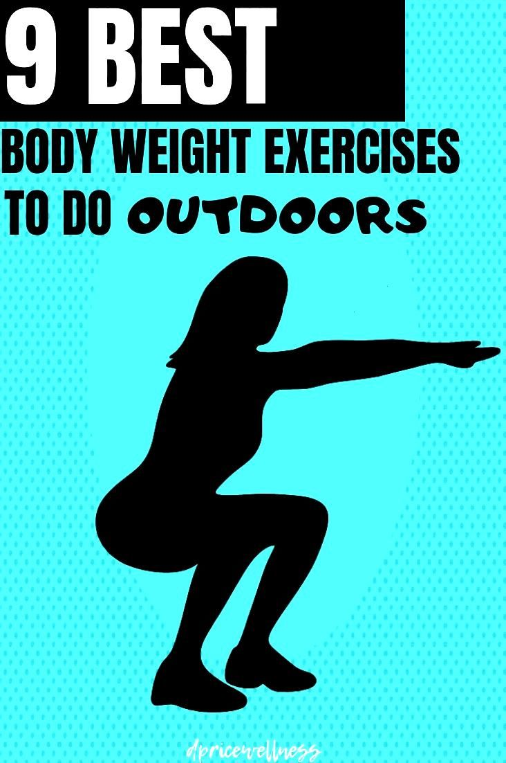#effective #exercises #outdoors #fitness #workout #weight #learn ...