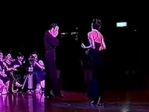 Jason Gilkinson and Peta Robey Rumba 1998