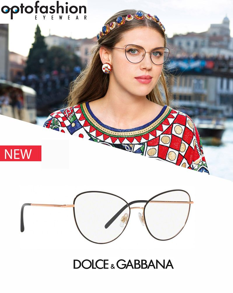 e26ca5f1c8 Γυαλιά Οράσεως Dolce Gabbana DG 1301. Find this Pin and more on Dolce  Gabbana Eyewear ...