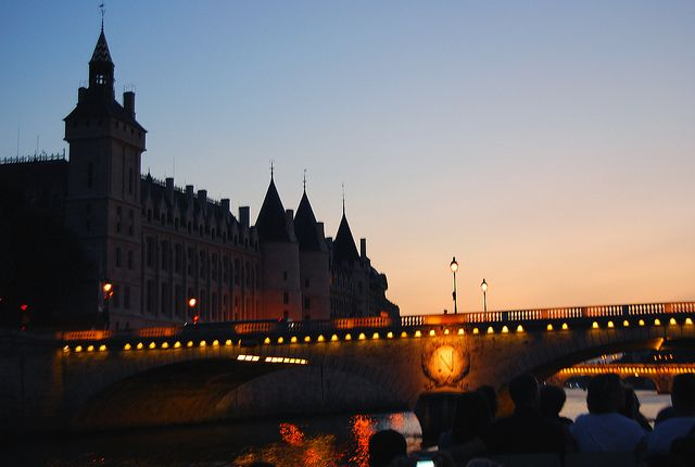 Conciergerie by night | Flickr: partage de photos!