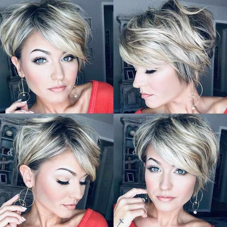 New Pixie And Bob Short Haircuts For Women 2019 Kurzhaarschnitte Haarschnitt Haarschnitt Kurz