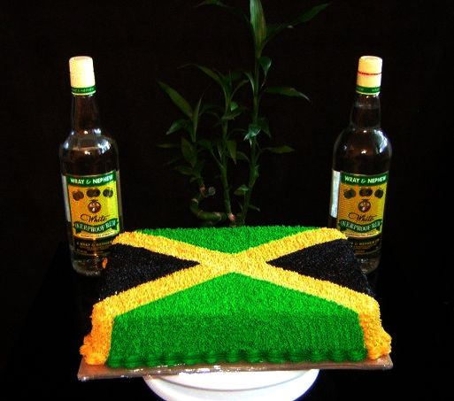 jamaican baby shower Every Cake Tells A Story Baby Shower Ideas
