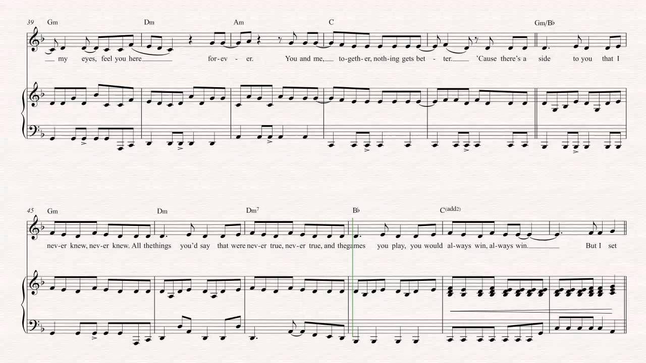 Alto Sax Set Fire To The Rain Adele Sheet Music Chords