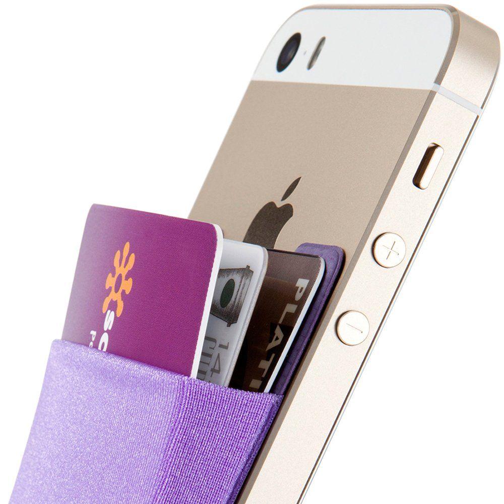 Sinjimoru b2 stickon wallet functioning as