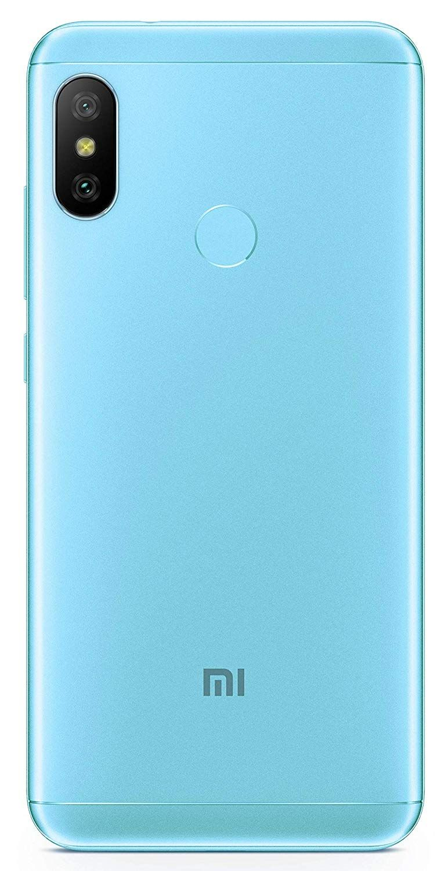 Redmi 6 Pro Blue Best Smartphone 64gb Ram