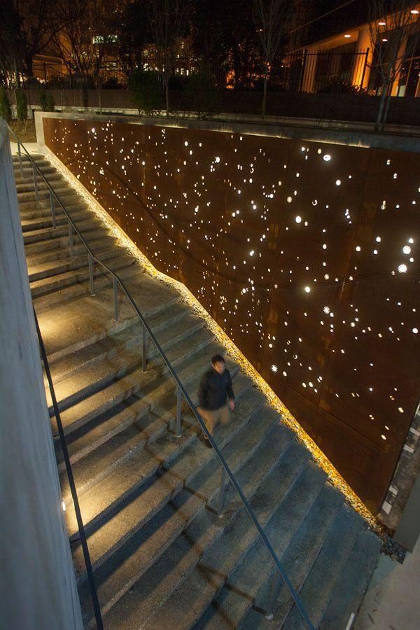 Lighting Basement Washroom Stairs: LAN's Erin Tharp Interviewed Landscape Photographer, Erica