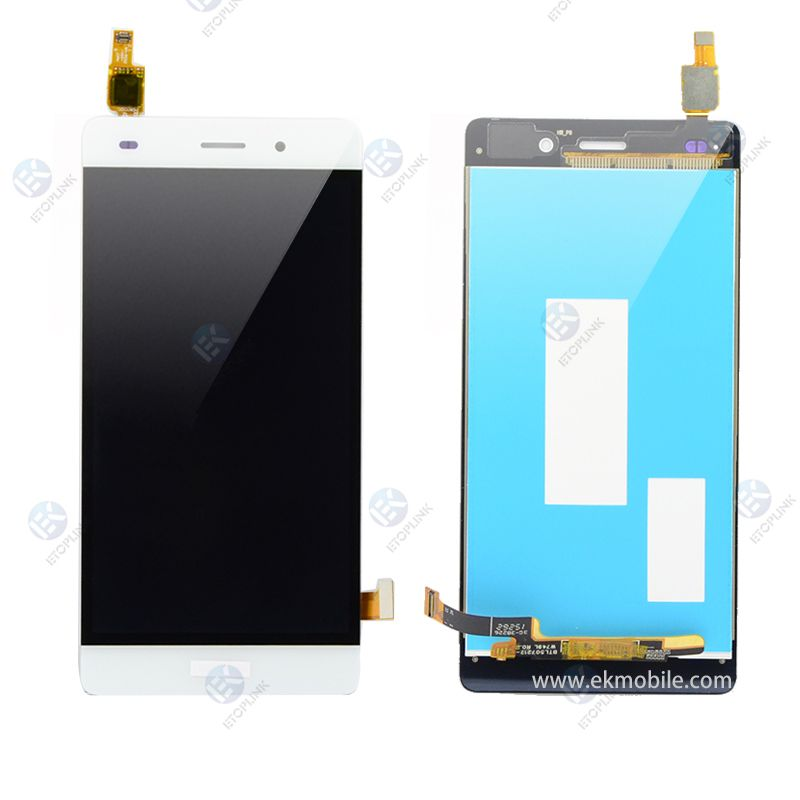 Lcd Frame For Huawei P8 Lite Lcd Display Screen Replacement Lcd For Huawei Spare Parts For Huawei Product Guangzh Screen Replacement Display Screen Lcd