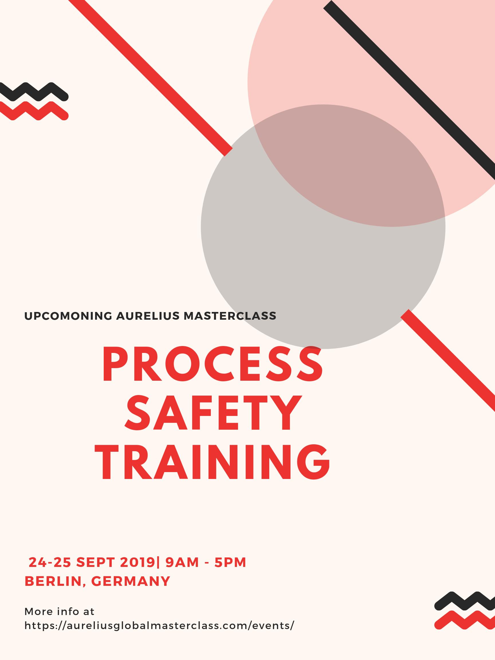 Process Hazard Analysis, Risk Management Process
