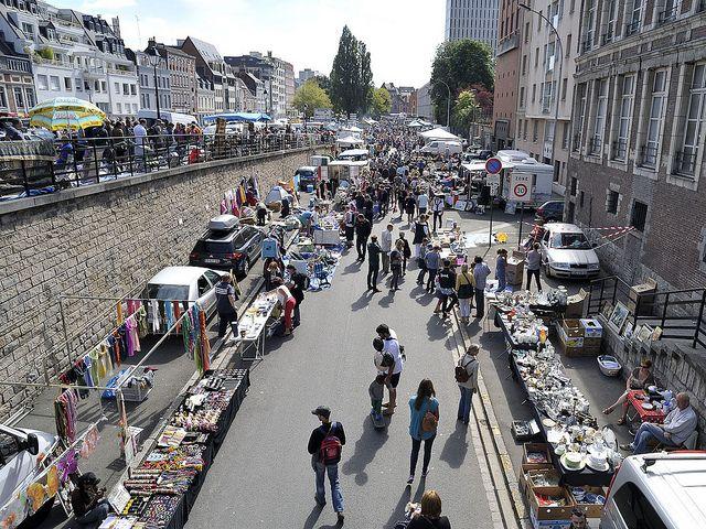 Grande Braderie-Lille 2012 | Lille and France