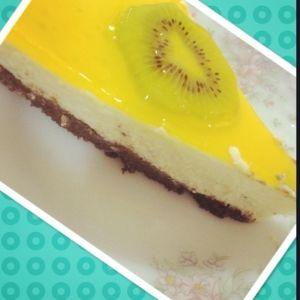 تشيز كيك الكيوي أضيفت بواسطة أم رائد الحلويات Healthy Dessert Desserts Food