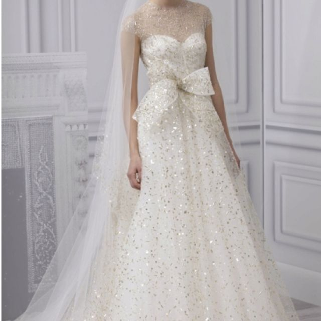 I've dreamed of this dress my whole life.