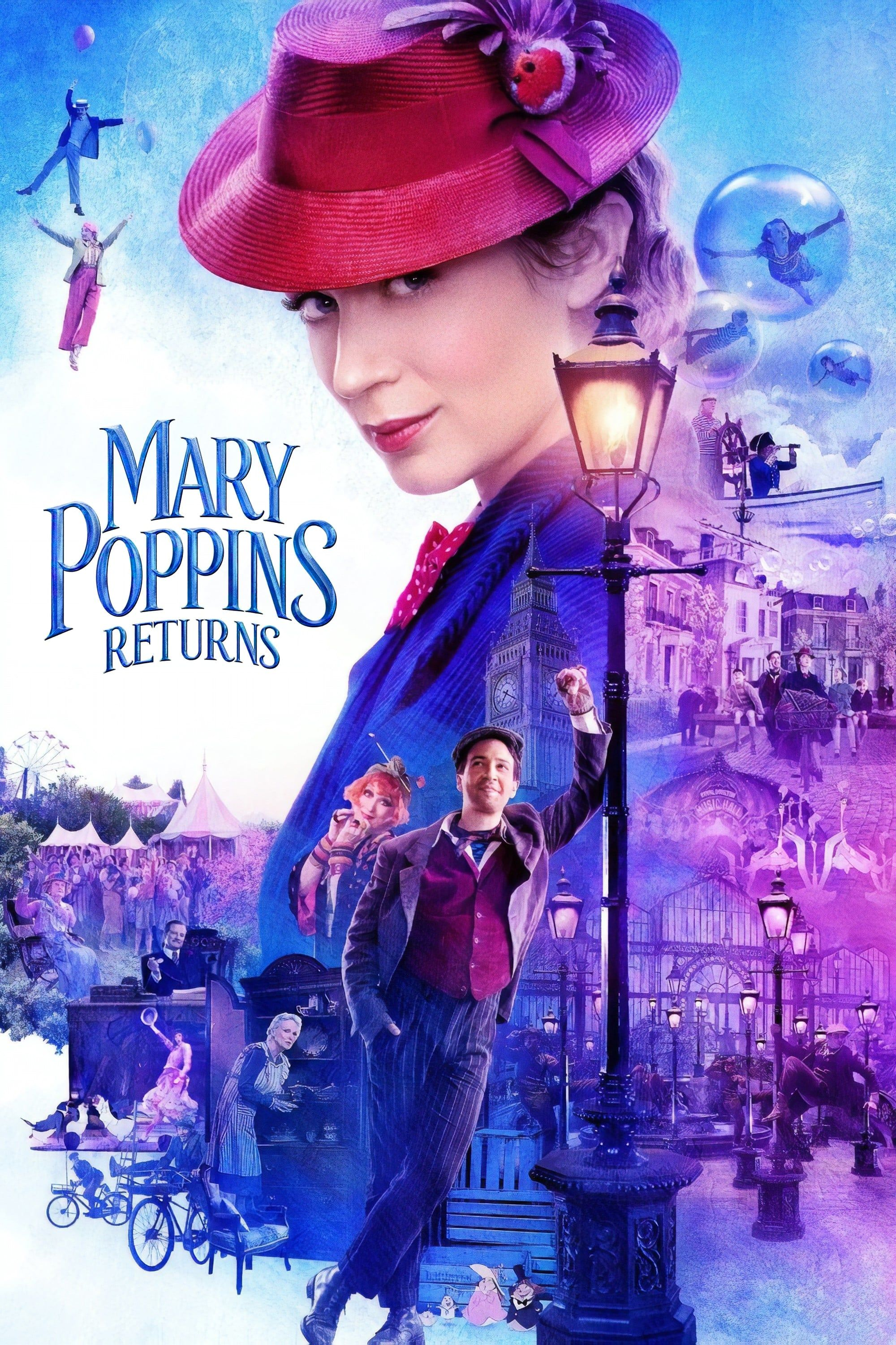 Mary Poppins Returns (2018) free complets Téléchargement