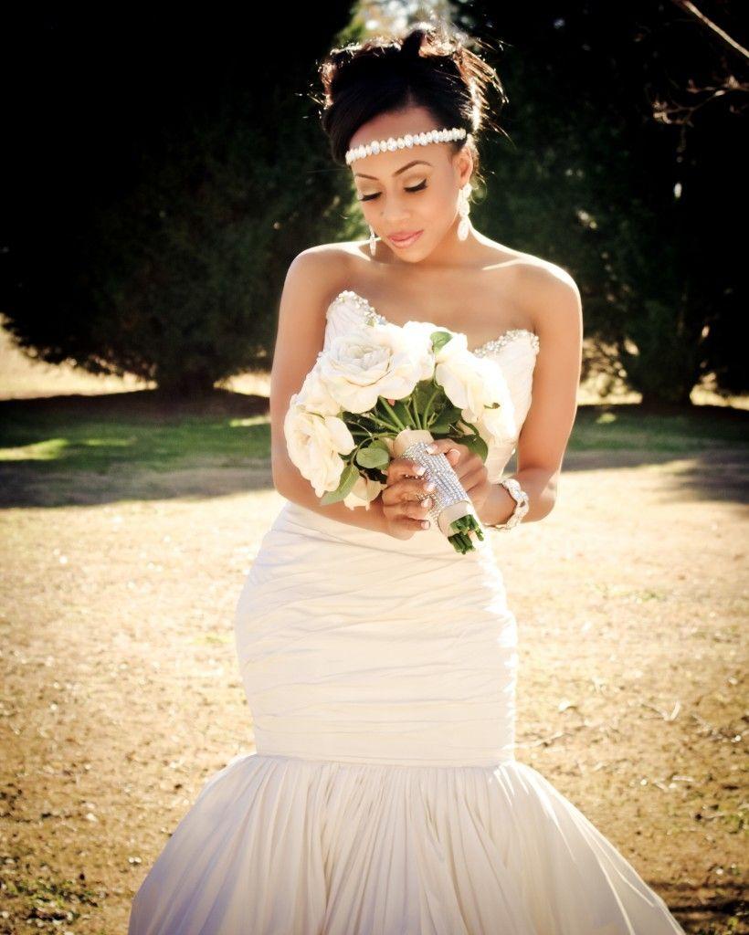 Real weddings georgia blair u danny blackbride african