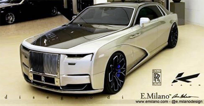 رولز رويس تكشف النقاب عن سر السكينة في سيارتها الفاخرة غوست 2021 الجديدة بالكامل موقع ويلز Dream Cars Rolls Royce Sports Car