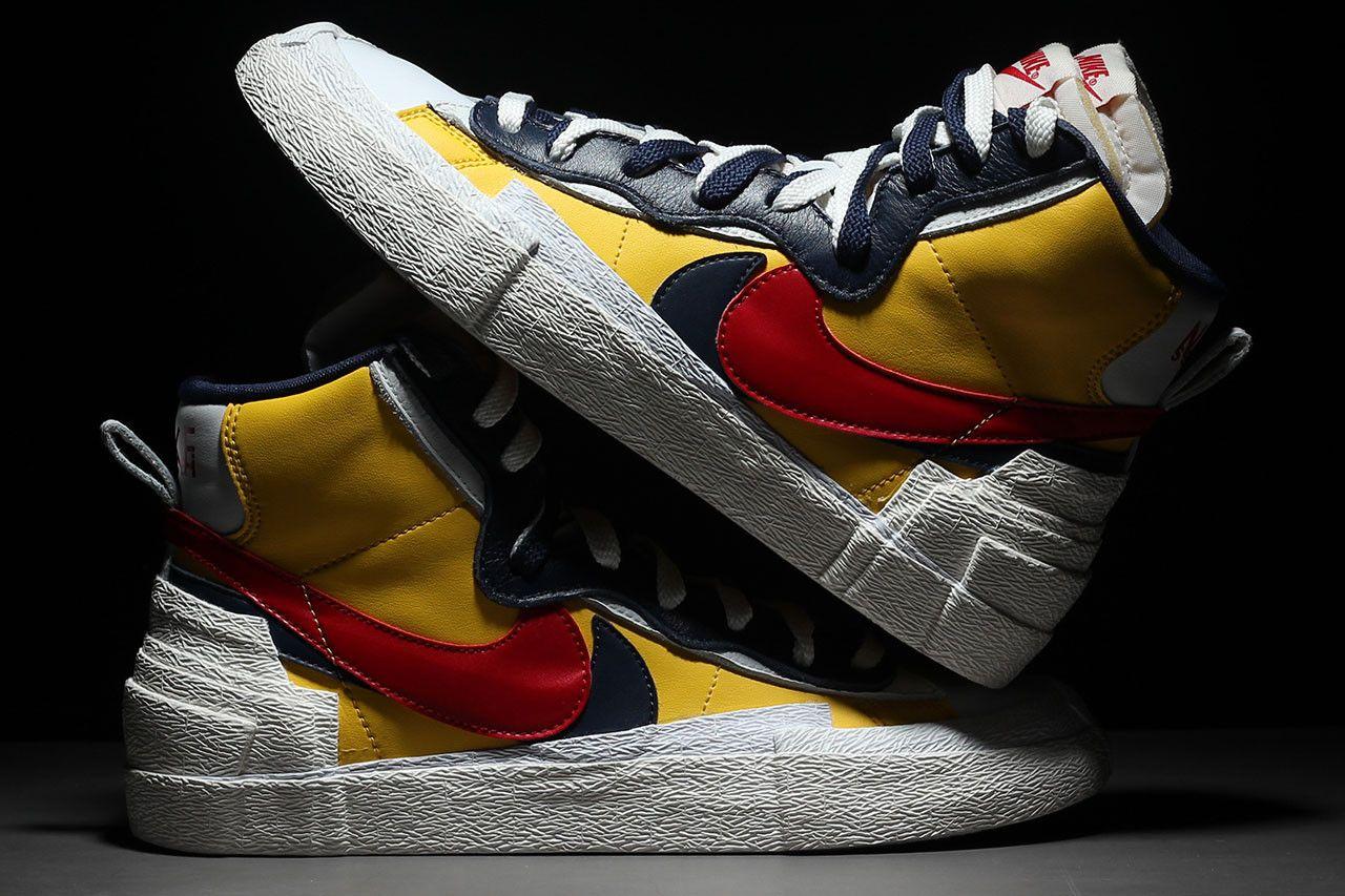 Sacai Nike Hybrid Collection Release Date Sneaker Bar b40fd5a12
