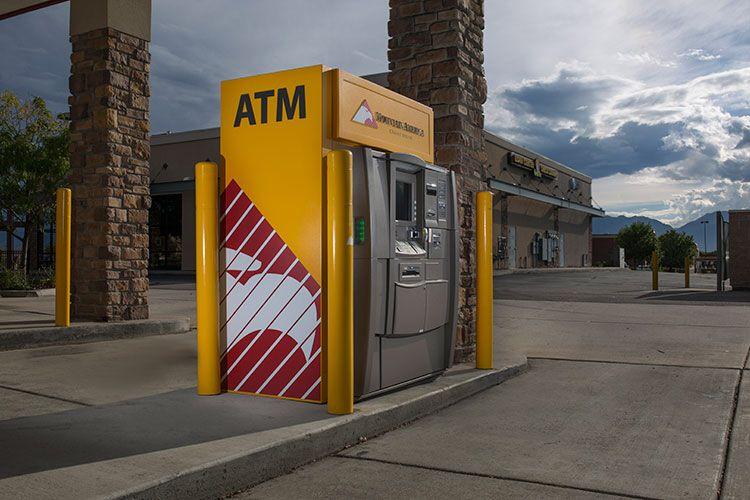 Mountain America Credit Union ATM Enclosure | ATM Enclosures