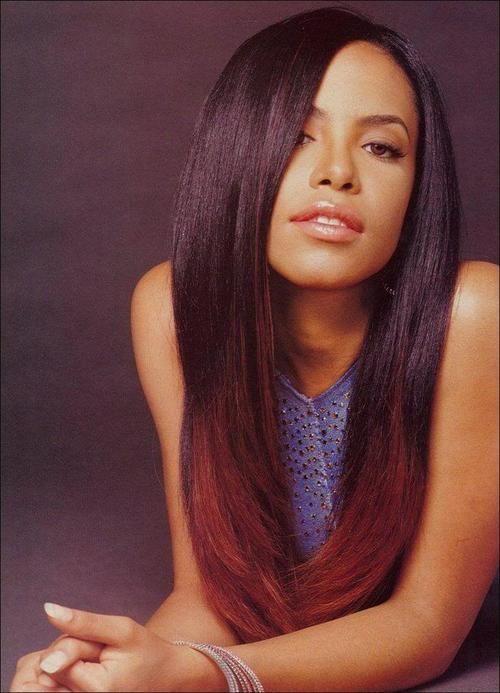 Aaliyah Born Aaliyah Dana Haughton Recording Artist Dancer