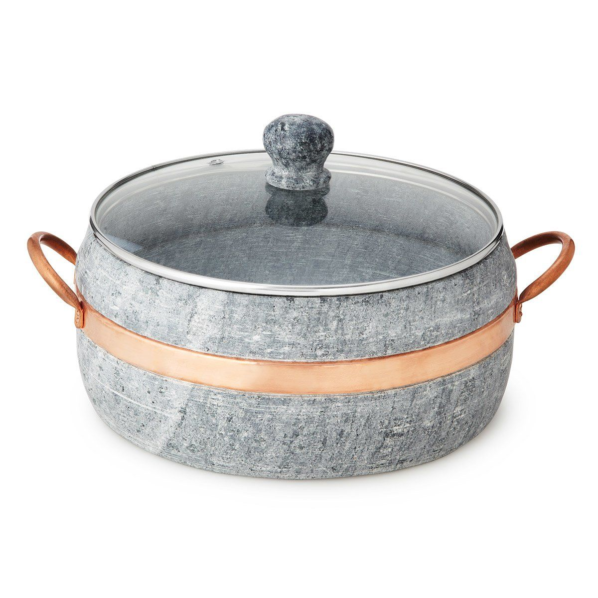 Make This Rustic Natural Soapstone Pot Your Number One Comfort Food Companion