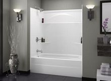 Photos Of Bathrooms With 3 Piece Tubs Bathtubs At Lowes Bath