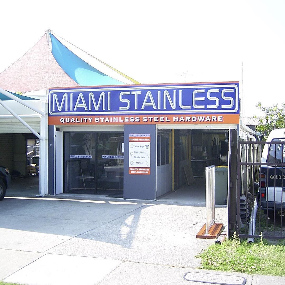 Flashback to 15 years ago the original Miami Stainless shopfront and warehouse. Weve come along way  #tbt #throwbackthursday #stainlesssteel