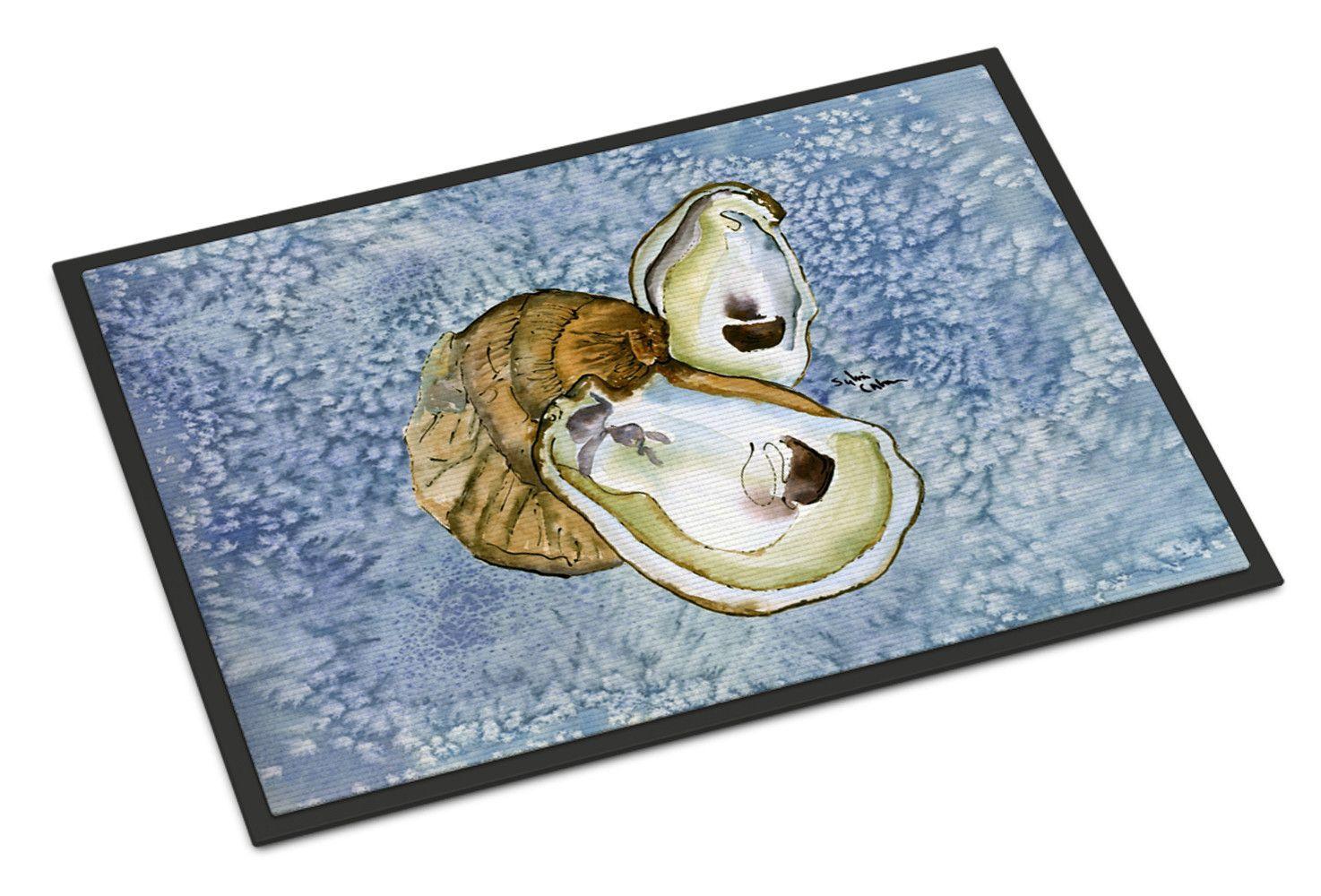 Oyster Indoor or Outdoor Mat 24x36 8152 Doormat