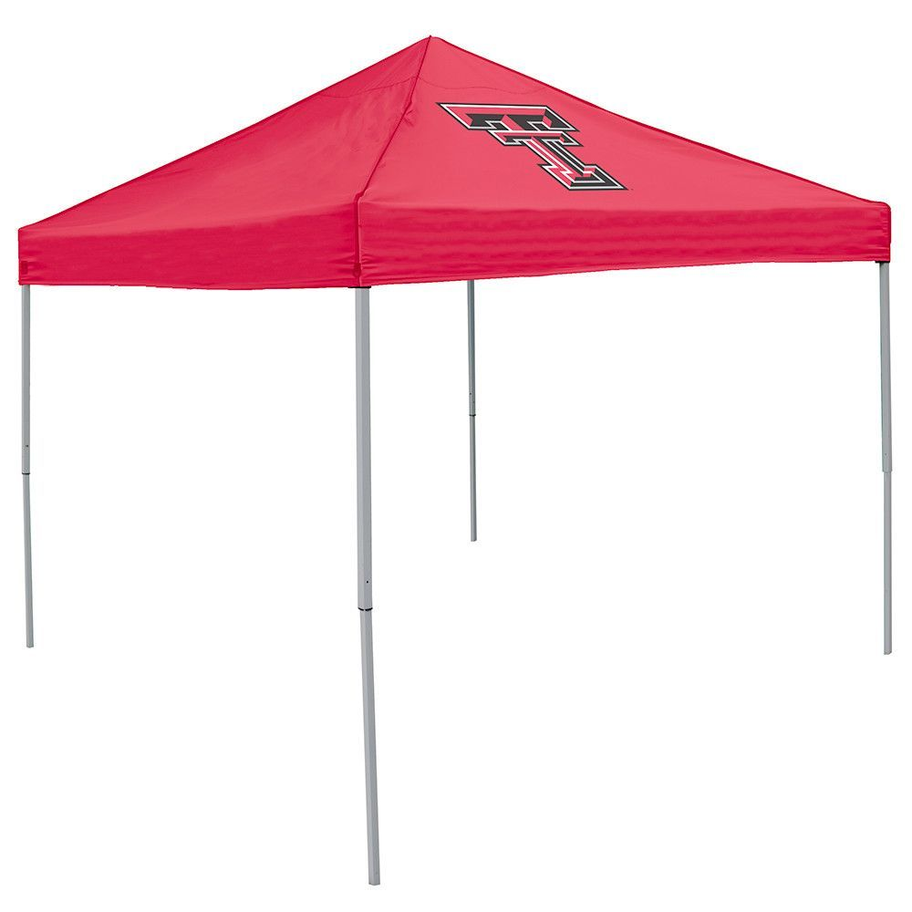 Texas Tech Red Raiders NCAA 9 X Economy 2 Logo Pop Up