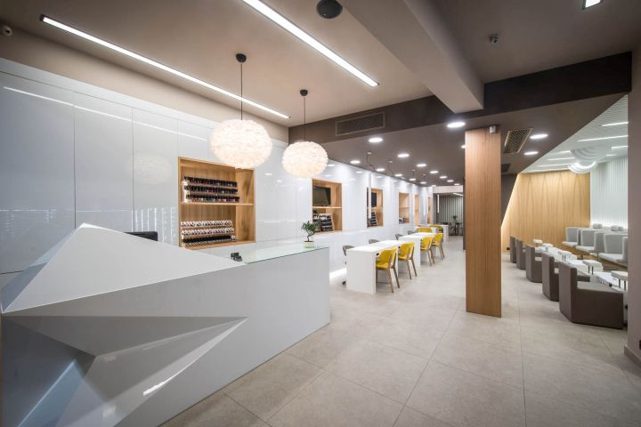 Peggy Sage Beauty Nailbar by Manousos Leontarakis & partners ...