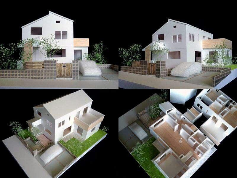 S 1 50住宅模型 Youtube動画 建築模型の作り方 A Href Https