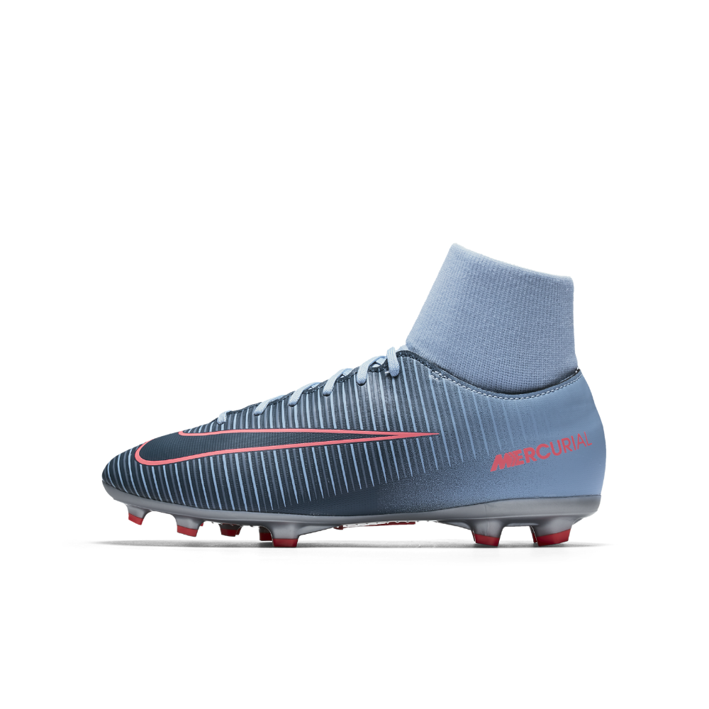 28041d42e57a Nike Jr. Mercurial Victory VI Dynamic Fit Little Big Kids  Firm-Ground  Soccer Cleats Size