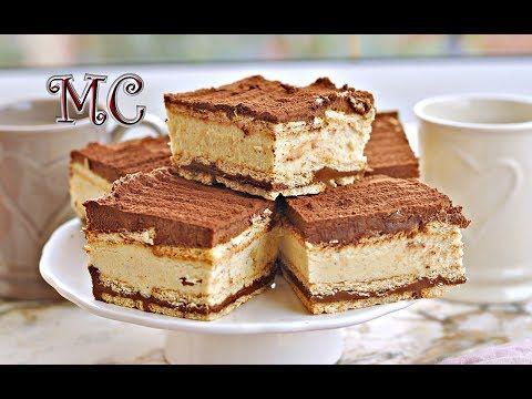 Ciasto Kinder Bueno Bez Pieczenia Przepisy Przepisy Ciasta I Piece