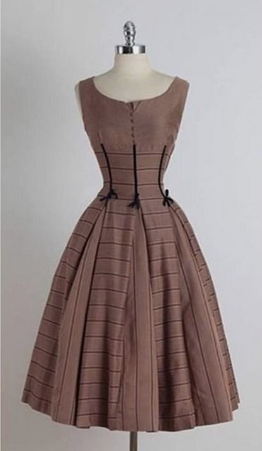 Love That This Is Listed As Vintage French Toast Vintage 1950s Dresses Vintage Party Dresses Vintage Dresses