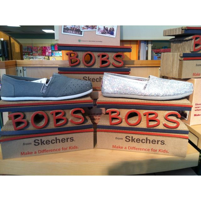 NEW! Bobs Shoes from Skechers! For