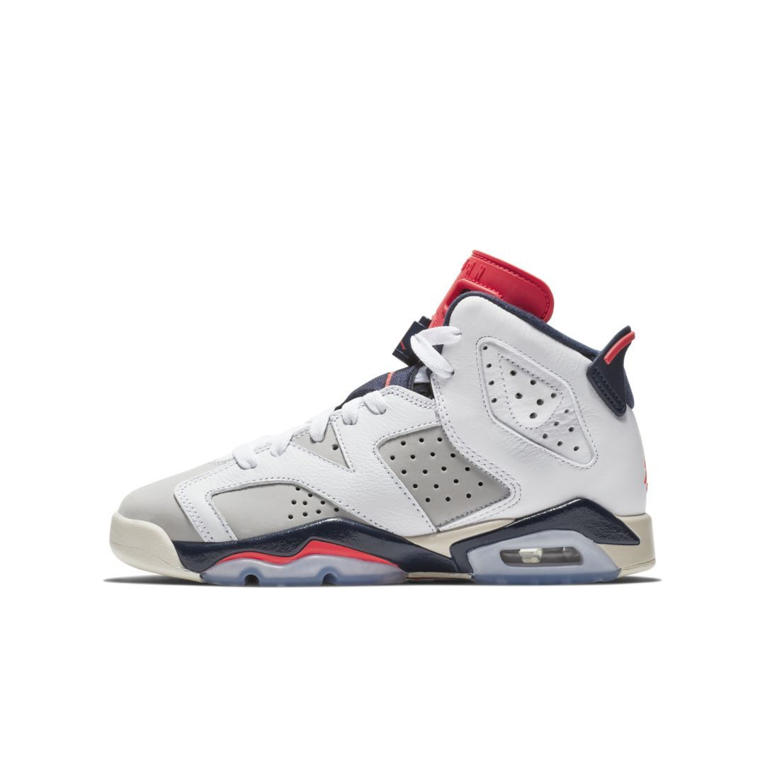 eee735ca3feab6 Air Jordan 6 Retro Big Kids  Shoe in 2019