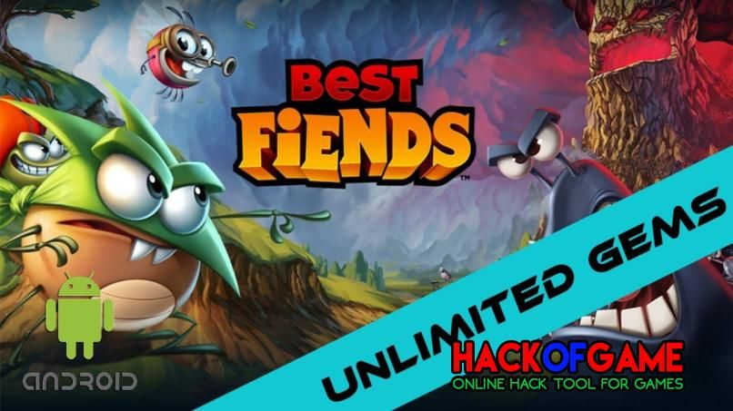 Best Fiends Hack 2019 Get Free Unlimited Diamonds And Gold To Your