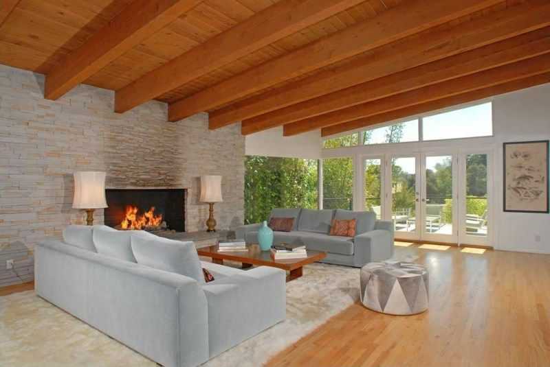 die holzdecke die perfekte deckengestaltung haus. Black Bedroom Furniture Sets. Home Design Ideas