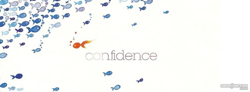 confidence facebook cover facebook covers pinterest confidence