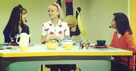 Programa da Eliana em 1997