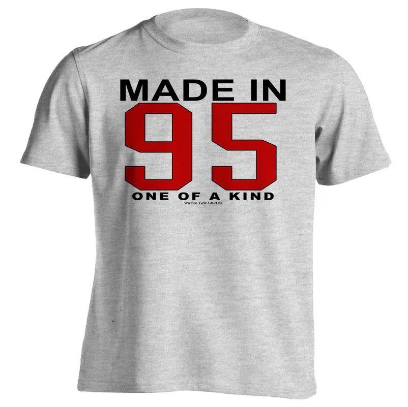 Mens 121st Birthday T-Shirt