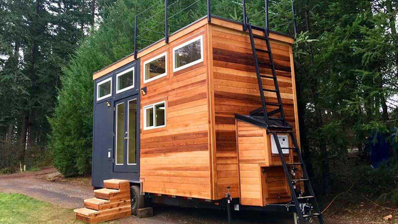 Tiny Home Of Zen By Tiny Heirloom Tiny House Design