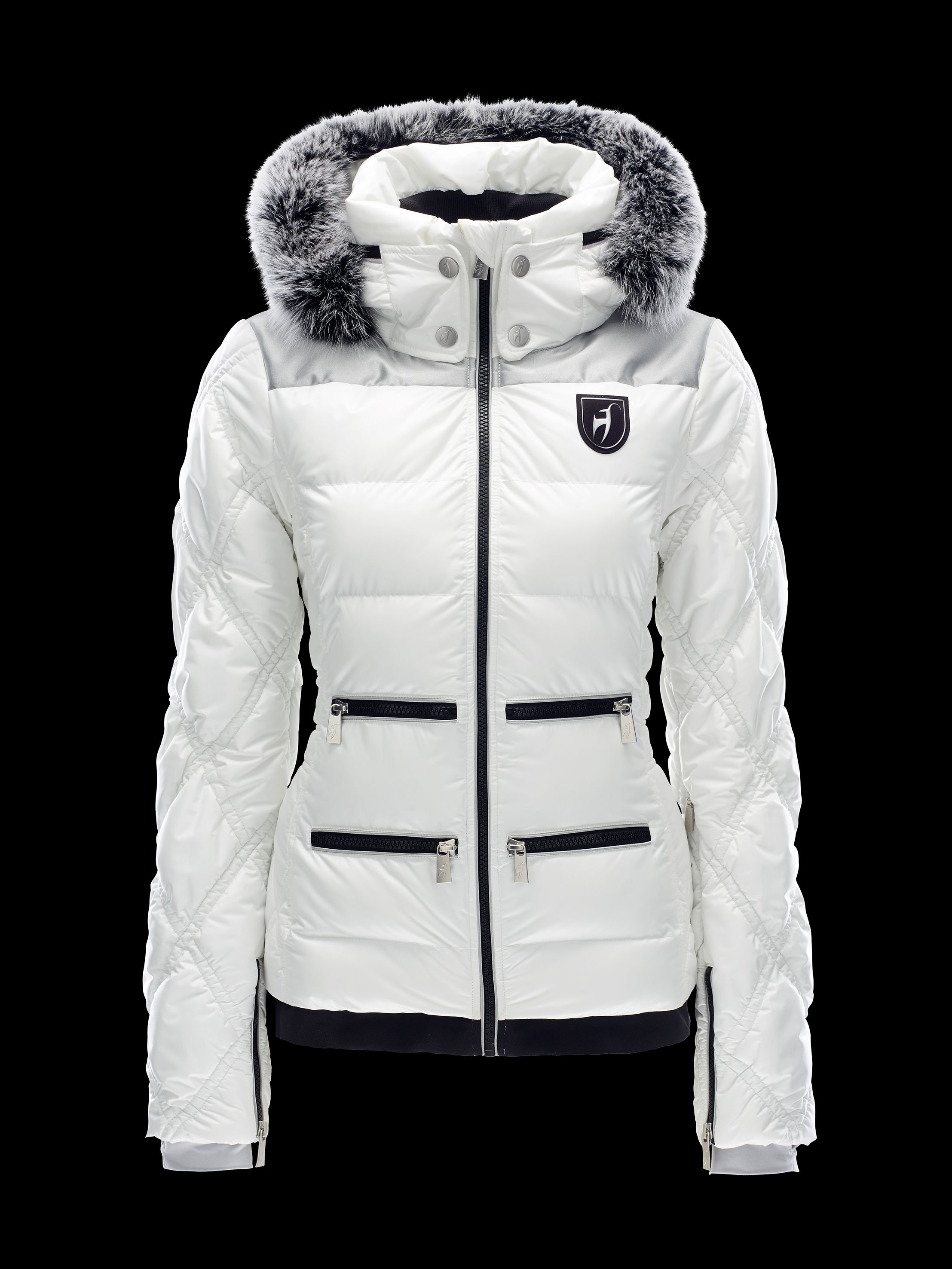 Toni Sailer CLEO FUR WOMEN´S SKI JACKET  789e47e3f