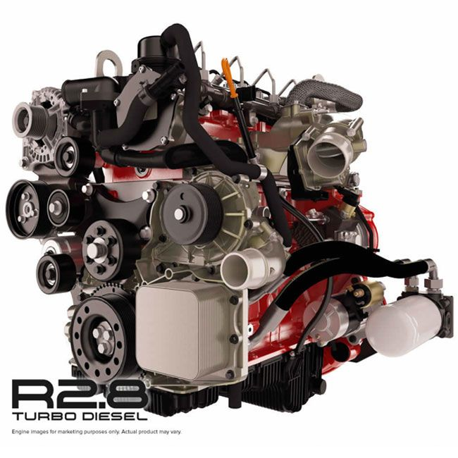 Jeep Wrangler 2.8 Diesel Conversions