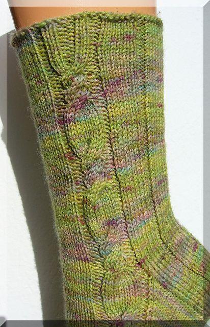 Hexenknoten (Socken)