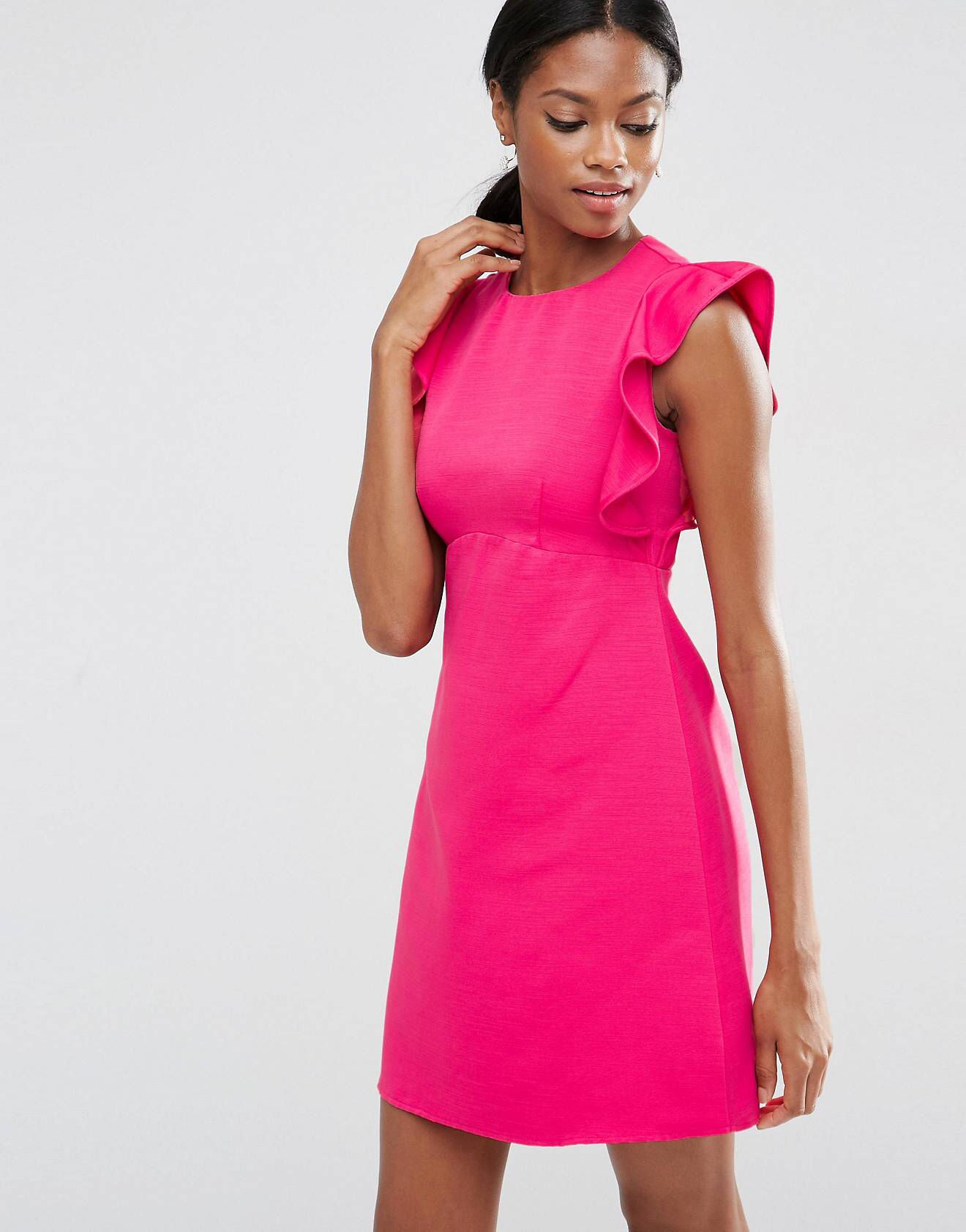 LOVE this from ASOS! | Wedding guest outfits | Pinterest