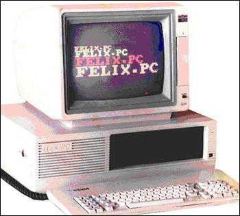 Old Computers Com Museum Ice Felix Felix Pc Old Computers