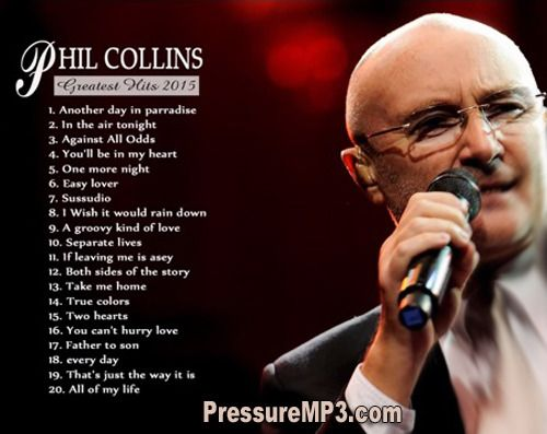 phil collins in the air mp3 download